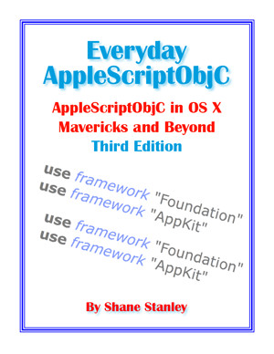 AppleScriptObjC Resources